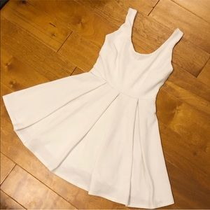 Forever 21 Little White Dress